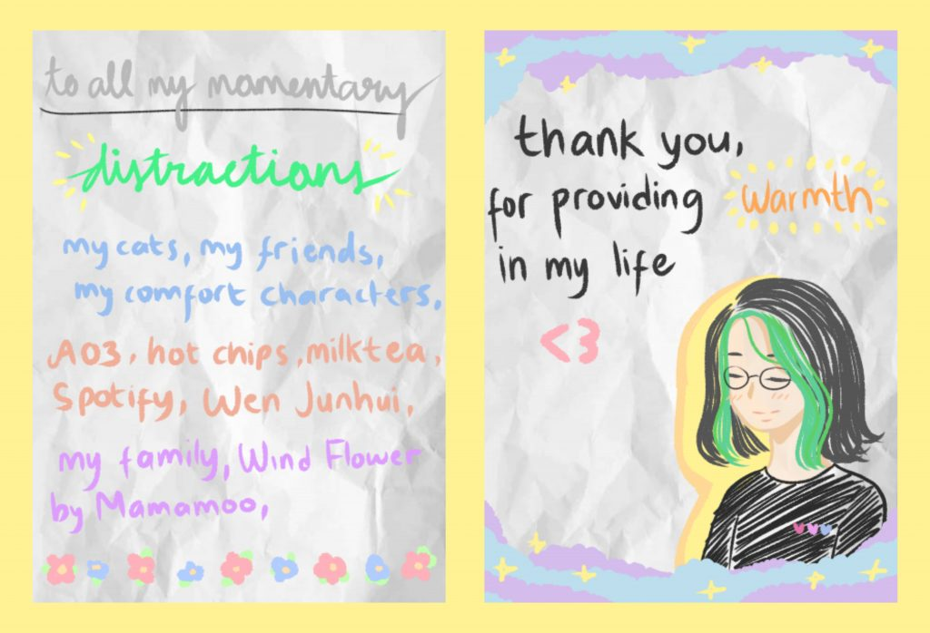 Syifa_A Thank You Card_Graphic Art - Asyifa Rizky A.